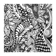 """black and white fabric panel 100% cotton """"Dragonfly Garden"""" By Cindy Watkins 39cm x 39cm"""