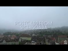 Postcard from: Sighisoara Pizza, Old Things, Thankful, Explore, Adventure, Youtube, Fun, Travel, Bebe