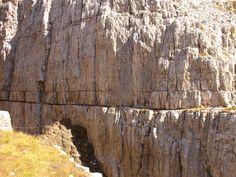 Bildimpressionen vom Klettersteig #Latemar #Südtirol #Suedtirol