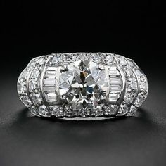 Art Deco Engagement Ring. Maybe in my next life