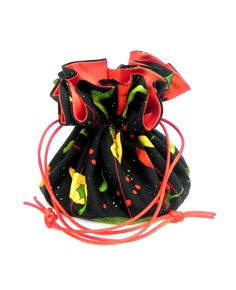 Jewelry Drawstring Travel Bag Organizer Pouch Yellow lavender