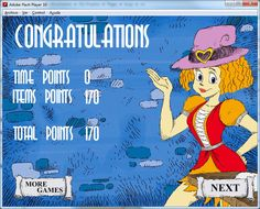 Play flash game Potion of Beauty