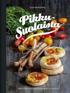 Koukuttava yhdistelmä - näistä pizzakekseistä on vaikea pitää näppinsä erossa Baked Potato, Sausage, Potatoes, Meat, Chicken, Baking, Ethnic Recipes, Food, Potato
