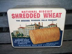1987 UNOPENED Nabisco Shredded Wheat Special Edition by Andie83, $15.00