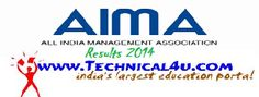 AIMA MAT Result February 2014 Www.Aima.In 2014 MAT Results Declared