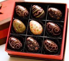 Resultado de imagem para Chocolate com listras desenhadas