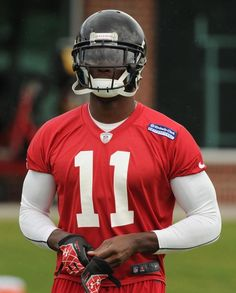 Falcons' starters Julio Jones, Sean Weatherspoon out for preseason opener