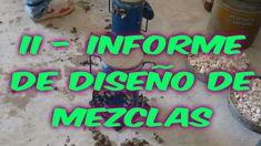 DISEÑO DE MEZCLAS – TECNOLOGÍA DE CONCRETO