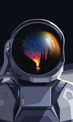 Space Phone Wallpaper, Scenery Wallpaper, Galaxy Wallpaper, Cool Wallpaper, Mobile Wallpaper, Iphone Wallpaper Nasa, Iphone 8, Bel Art, Astronaut Wallpaper