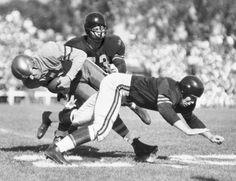 Green Bay vs Chicago Bears September 28, 1952