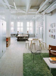 Oktavilla Office Headquarters Interior Design   Designed by Elding Oscarson Architects