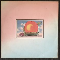 Allman Brothers Band - Eat A Peach (Used 2 x LP)