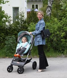 Stina Auer: The new Stokke Scoot