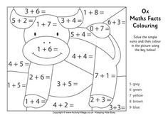Fun math coloring worksheets multiplication coloring pages math facts coloring page education free math coloring pages fun math coloring worksheets for Math Coloring Worksheets, 4th Grade Math Worksheets, 1st Grade Math, Kids Worksheets, Printable Coloring, Free Kids Books, Math Pages, High School History, Math Multiplication