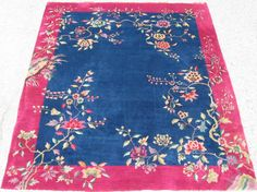 The Pink Pagoda: Art Deco Chinese Rugs