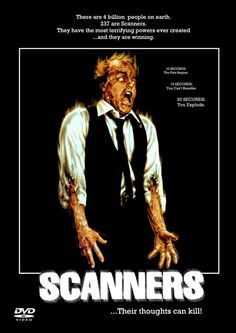 """""""Scanners"""" 1981 Directed by: David Cronenberg"""