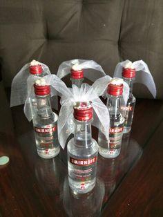 Vodka brides! Bachelorette party gifts