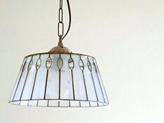 ペンダントライト海月《L》【受注製作】 照明(ライト)・ランプ glassMA ハンドメイド通販・販売のCreema