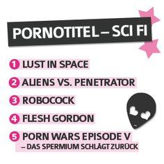 Top 5: Sci-Fi Pornotitel http://www.shopaman.de/blog/darkroom/top-sci-fi
