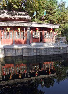 Reflecting - Summer Palace Beijing China