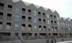 A Bellway development in London. It said prices had remained stable in the capital.
