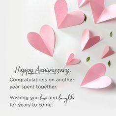 Happy Anniversary Clip Art, Anniversary Card Sayings, Happy Anniversary Mom Dad, Wedding Anniversary Greetings, Happy Wedding Anniversary Wishes, Anniversary Congratulations, Love Anniversary, Happy Birthday Niece Wishes, Image Hd