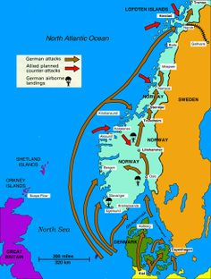 The 1940 Norway Campaign