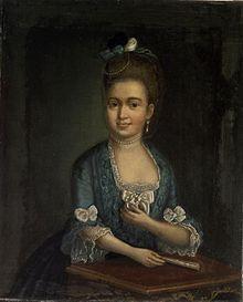 Støvlet-Cathrine (Anne Cathrine Benthagen), (b. Copenhagen, 1745 – d. Plön, Holstein, 1805), was a Danish prostitute, one of the best known courtesans in Copenhagen in the 1760s and the official royal mistress of King Christian VII of Denmark.