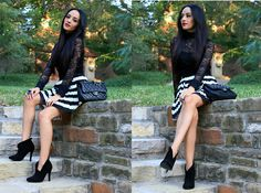 A classic look (by Mayte Doll) http://lookbook.nu/look/2528087-A-classic-look