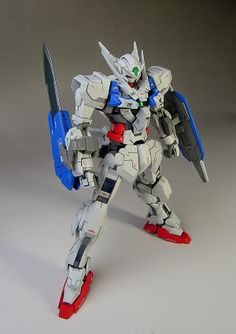 "MG Astrea ""Conversion"" Custom Build - Gundam Kits Collection News and Reviews"