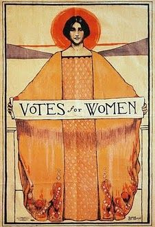 Votes For Women, 1911  wow. i LOVE this.
