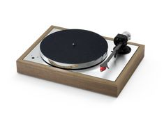 The Classic Evo – Pro-Ject Audio Systems Electronic Speed Control, Vienna Philharmonic, Key Change, Belt Drive, Evo, Audio System, Aluminium Alloy, Turntable, Old Things