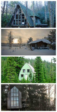 20 gorgeous #cabin escapes