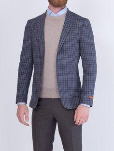 Blazer, Breast, Suit Jacket, Suits, Retro, Jackets, Fashion, Scale Model, Down Jackets
