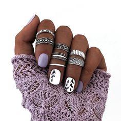 Pin by Bec on Nails in 2020 Chic Nails, Stylish Nails, Trendy Nails, Best Acrylic Nails, Acrylic Nail Designs, Summer Acrylic Nails, Vintage Nails, Nagellack Design, Minimalist Nails