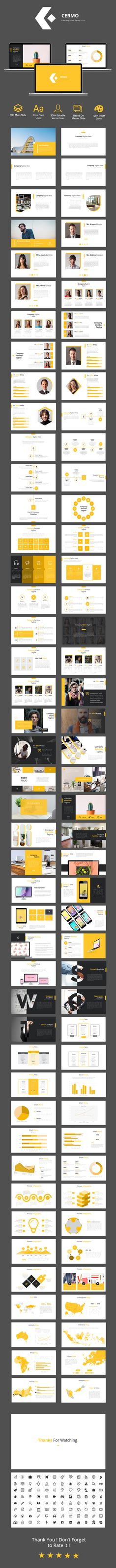 Cermo - Powerpoint Template - PowerPoint Templates Presentation Templates  Download link: https://graphicriver.net/item/cermo-powerpoint-template/22131166?ref=KlitVogli