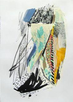 "Saatchi Art Artist Milena Vuckovic; Painting, ""Landscape No23"" #art"