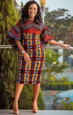 How to Look Classic Like Serwaa Amihere - 30 Outfits Africavarsities Best African Dresses, African Traditional Dresses, African Inspired Fashion, Latest African Fashion Dresses, African Print Dresses, African Print Fashion, African Attire, African Prints, Ankara Fashion