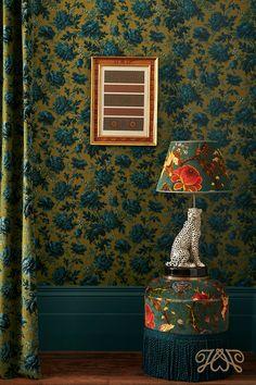 OPIA Wallpaper - Bronze
