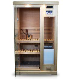Nuestras saunas caseras relajan y alivian el dolor, lo ayudan a sudar, eliminado las toxinas indeseadas de su cuerpo. ¡Pruebas y no se arrepentirá! http://productos.mercola.com/saunas/