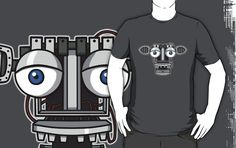 ====== Shirt for Sale ======  Five Nights at Freddy's Exoskeleton by Kaiserin  ======================= #fnaf