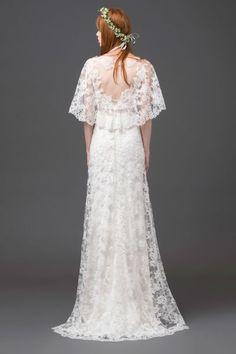 Os mais lindos vestidos de noiva vintage para 2015 Image: 10