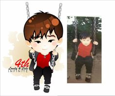 Little Gyuzizi....#Sunggyu
