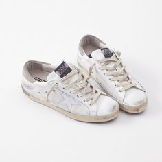 Golden Goose sneakers / The ultimate worn in cool kicks