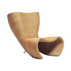 WICKER CHAIR 1990: チェア デザイン家具 インテリア雑貨 - IDEE SHOP Online