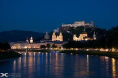 Tour alum Doug Croft shares this twilight scene from Salzburg, Austria. He got this beautiful shot on the My Way Alpine Europe in 12 Days Tour.