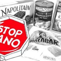 Des nanoparticules dans les aliments sans la mention obligatoire, alerte une ONG française