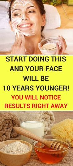 START DOING THIS AND YOUR FACE WILL BE 10 YEARS YOUNGER! (YOU WILL NOTICE RESULTS RIGHT AWAY)