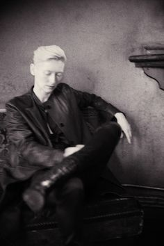 Tilda Swinton on Why She Doesn't Consider Herself an Actor   Variety