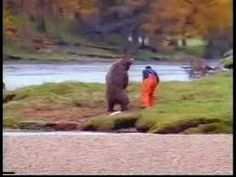 One of the best TV commercials i've ever seen: Bear vs Man